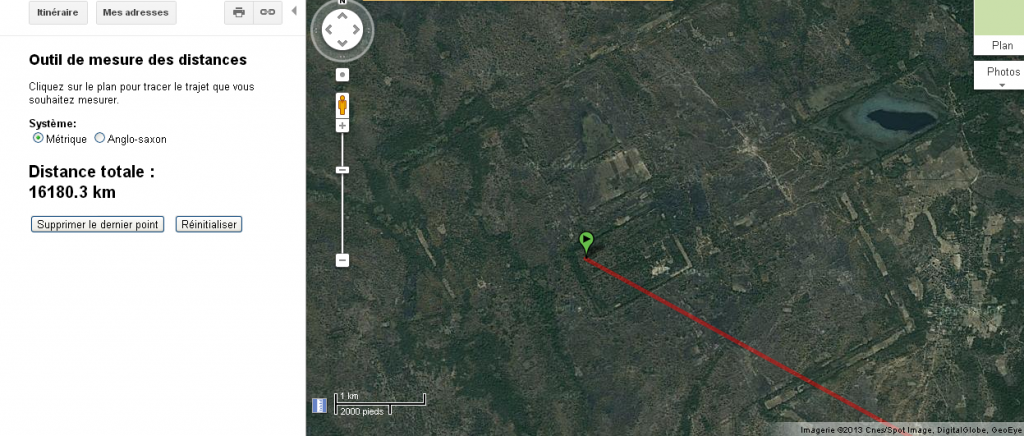 distance ile de paque complexe cambodge 16180.3 km