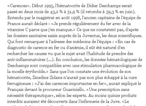 foot didier dechamp 51 2001