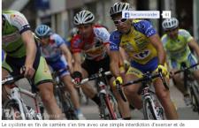 dopage, cyclisme, mai 2013, EPO, auvergne cyclisme